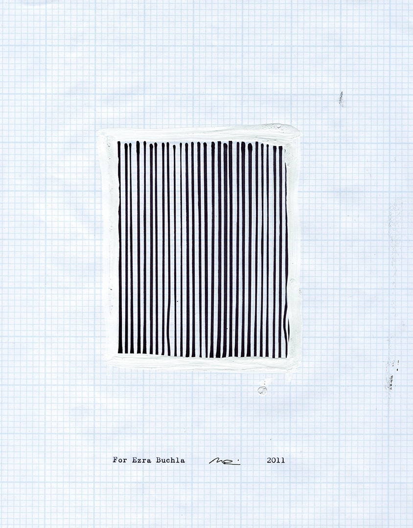 Ezra Buchla - Untitled